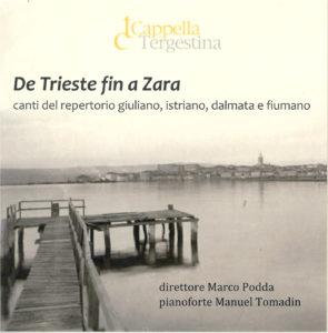 copertina De Trieste fin a Zara
