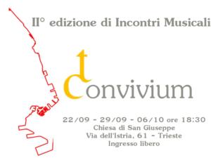 Incontri Musicali CONVIVIUM