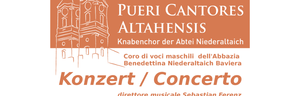 "28/07 – Concerto dei ""Pueri Cantores Altahensis"""